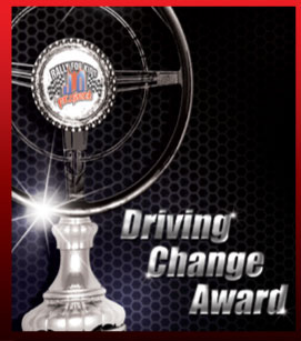 Driving CHange Award