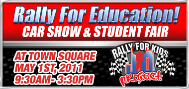 Rally for the kids - jyd project